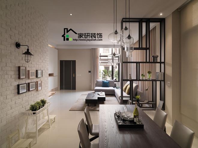简约 欧式 田园 混搭 二居 三居 白领 收纳 旧房改造 客厅图片来自上海倾雅装饰有限公司在简约结构的美式主义新家的分享