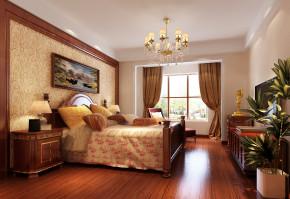 简约 中式 高度国际 别墅 三居 80后 白领 白富美 时尚 卧室图片来自北京高度国际装饰设计在西山壹号院200平品质三居的分享