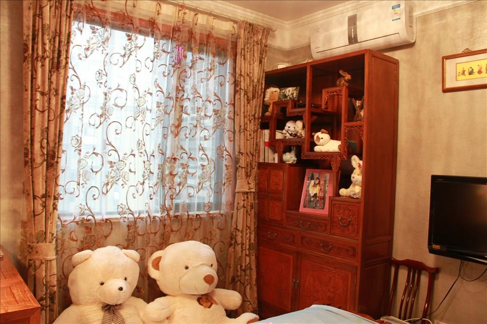 元洲 元洲装饰 美式风格 润泽公馆 北京装修 儿童房图片来自元洲小贝在108平米中式风格的分享