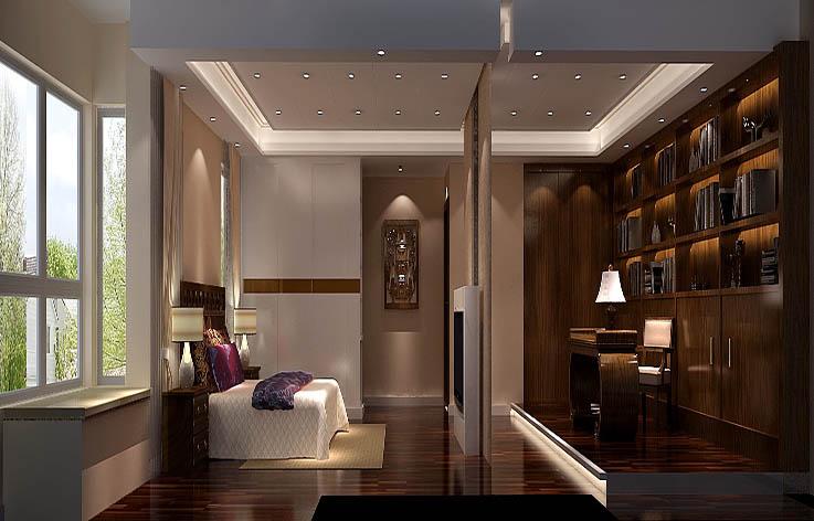 简约 欧式 二居 三居 别墅 白领 收纳 旧房改造 80后 卧室图片来自周楠在欧式公寓的分享