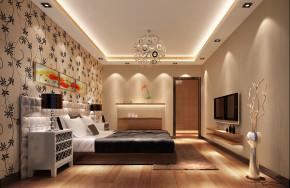 简约 现代 混搭 别墅 白领 收纳 小资 高度国际 小清新 卧室图片来自高度国际王慧芳在6万打造现代风格远洋东方家园的分享