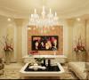 石家庄业之峰装饰-维多利亚小区简约欧式127平米三居室