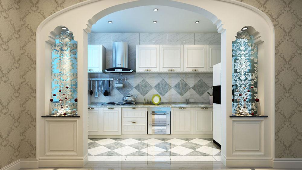 三居 欧式 简约 厨房图片来自高度国际首席设计师-闫奇在老通州新面貌的分享
