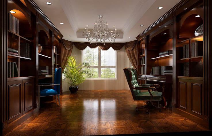 简约 欧式 二居 三居 别墅 白领 收纳 旧房改造 80后 书房图片来自周楠在欧式温馨风格的分享