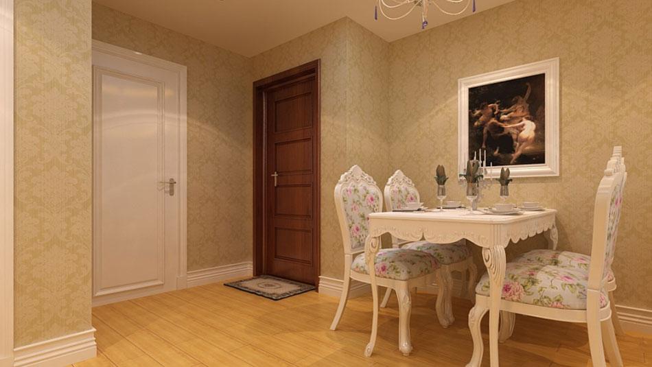 三居 田园 简约 现代 北京装修 北京设计 别墅设计图片来自高度国际装饰韩冰在现代简约温馨小家的分享