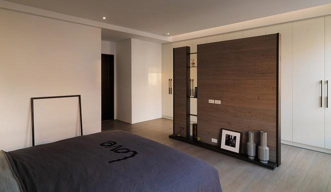 简约 欧式 田园 混搭 二居 三居 白领 收纳 旧房改造 卧室图片来自上海倾雅装饰有限公司在简约结构的美式主义新家的分享