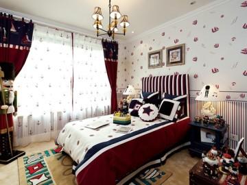 浪漫地中海设计400平大别墅设计