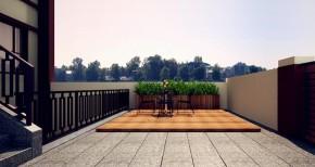 装修 日式风格 温馨 空中花园 家装 卧室 客厅 玄关 卫生间 其他图片来自方林装饰在雅居乐国际花园独特的日式风格的分享