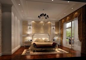 简约 欧式 混搭 白领 收纳 小资 高度国际 小清新 温馨舒适 卧室图片来自高度国际王慧芳在简约欧式鲁能七号院的分享
