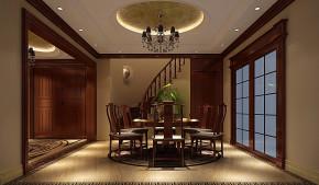混搭 别墅 白领 80后 小资 白富美 高富帅 旭辉御府 时尚 餐厅图片来自北京高度国际装饰设计在旭辉御府中西艺术的完美融合的分享