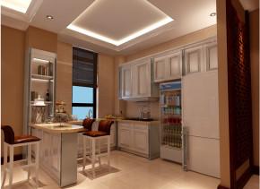 新古典 别墅 度假 舒适 厨房图片来自武汉实创装饰在盛夏避暑,红莲湖度假屋的分享