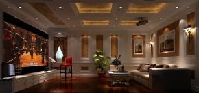 简约 欧式 混搭 别墅 收纳 小资 高度国际 小清新 温馨舒适 客厅图片来自高度国际王慧芳在简约欧式中海尚湖世家的分享