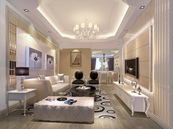 由于线条简单、装饰元素少,现代风格家具需要完美的软装配合,才能显示出美感。例如沙发需要靠垫、餐桌需要餐桌布、床需要窗帘和床单陪衬,软装到位是现代风格家具装饰的关键。