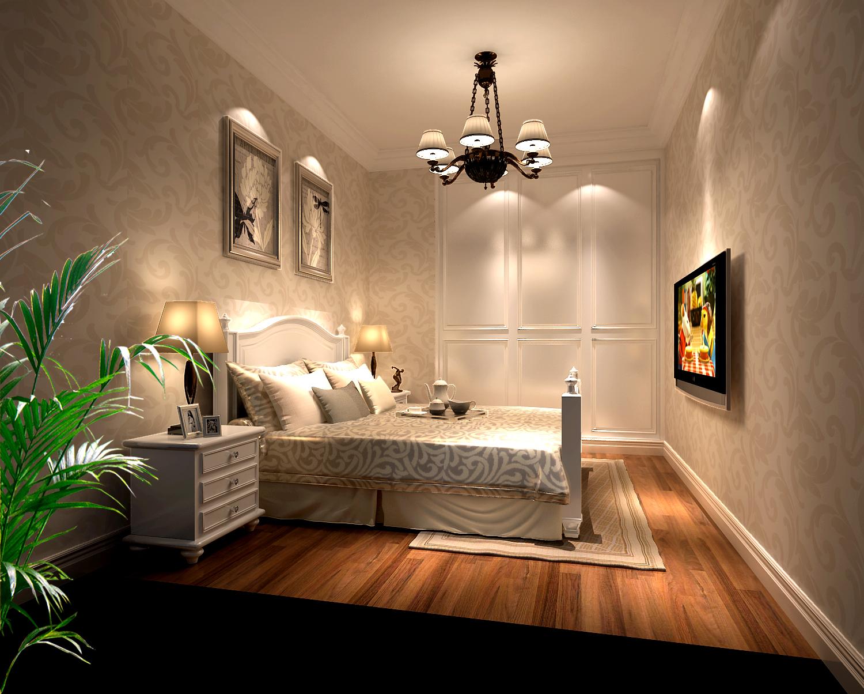 简约 混搭 欧式 别墅 白领 收纳 小资 高度国际 小清新 卧室图片来自高度国际王慧芳在简欧风格潮白河孔雀城的分享