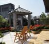 名雕丹迪别墅设计万科棠樾豪宅入户花园