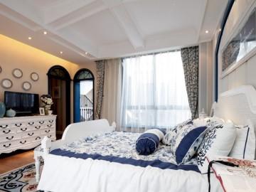 别墅浪漫唯美地中海设计