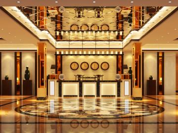 江西抚州3000平商业空间设计