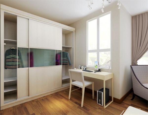 此居室整体采用中性色调,线条流畅,稳重大气却不失品位,令人有眼前一亮的感觉,最重要的是强调功能性设计,线条简约流畅,色彩对比强烈,这就是现代风格的家具特点。