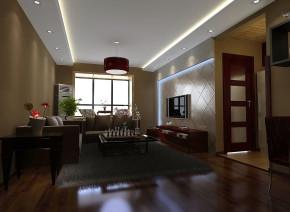 小户型 屌丝 高富帅 客厅图片来自今朝装饰——李胜晓在润枫锦尚的分享
