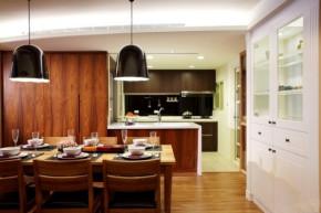简约 现代 时尚 高度国际 三居 白领 80后 白富美 高富帅 厨房图片来自北京高度国际装饰设计在132平原木色系三居室的分享