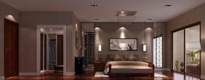 现代 时尚 高度国际 别墅 白领 80后 小资 白富美 高富帅 卧室图片来自北京高度国际装饰设计在香溪渡关山悦精雕细刻现代别墅的分享