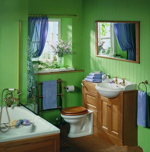 田园风格家具的用料崇尚自然,砖、陶、木、石、藤、竹……越自然越好。在织物质地的选择上多采用棉、麻等天然制品,其质感正好与乡村风格不饰雕琢的追求相契合,田园风格的居室还要通过绿化把居住空间变为绿色空间。