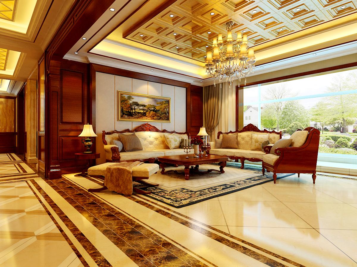 客厅图片来自王含亦在富丽颂的分享