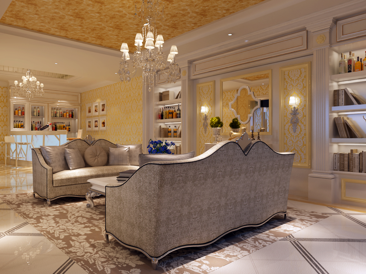 别墅设计 太原楼盘 太原别墅 半山 欧式 其他图片来自王含亦在半山国际的分享