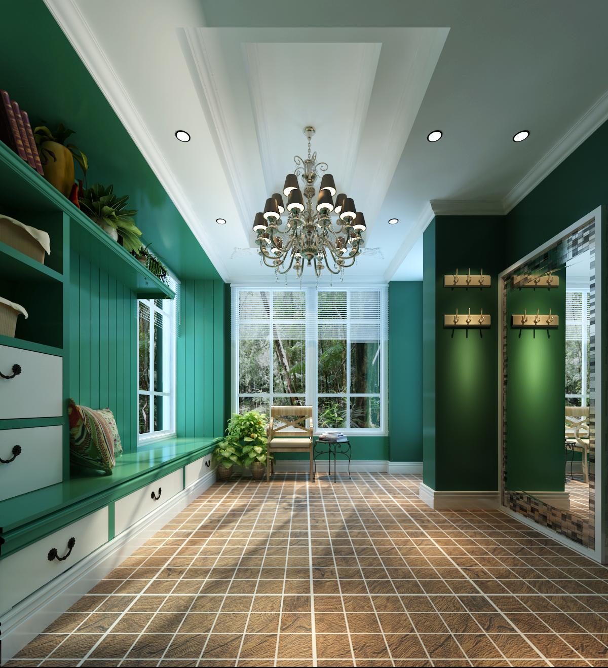 别墅设计 太原楼盘 太原别墅 半山 欧式 客厅图片来自王含亦在半山国际的分享
