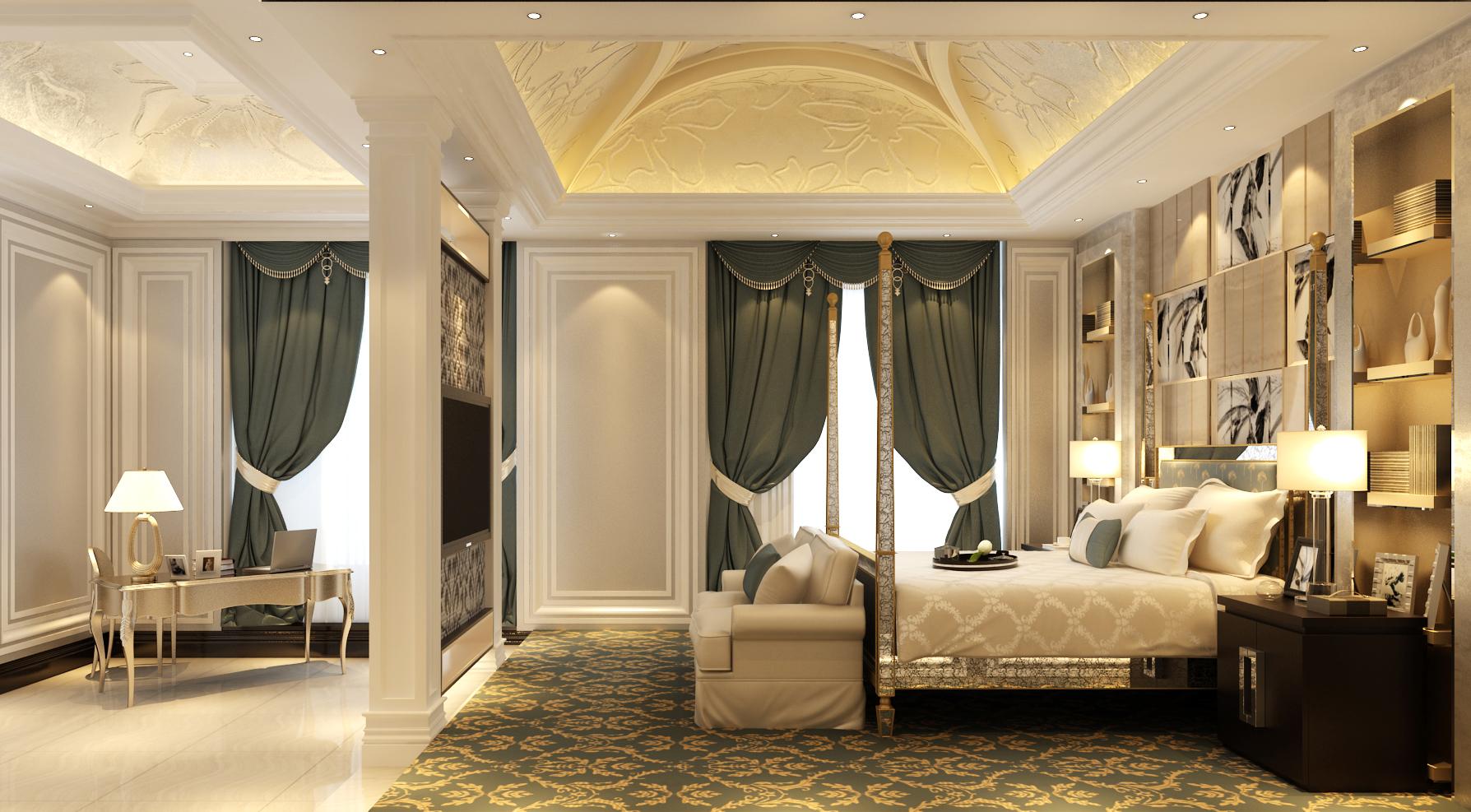 卧室图片来自王含亦在富丽颂的分享