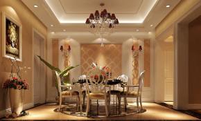 高度国际 欧式 三居 白领 80后 白富美 时尚 高富帅 小清新 餐厅图片来自北京高度国际装饰设计在欧式奢华独领风骚的分享