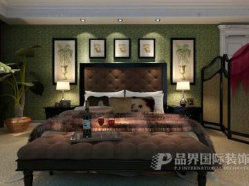 麦卡伦别墅480平美式新古典风格