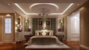 高度国际 欧式 三居 白领 80后 白富美 时尚 高富帅 小清新 卧室图片来自北京高度国际装饰设计在欧式奢华独领风骚的分享