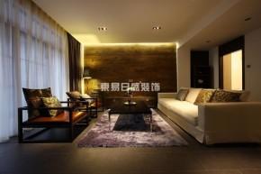 新中式 玄关 三居 文艺青年 开放式 客厅图片来自武汉东易日盛在光谷坐标城--王绍鑫的分享