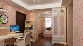 别墅 美式 舒适 温馨 别墅装修 别墅设计 儿童房图片来自高度国际装饰韩冰在大宁山庄260㎡美式风格效果的分享