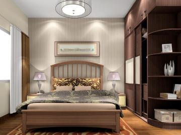 锦绣逸庭四居室大平层装修设计