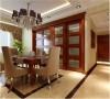 名流公馆170平现代中式家居