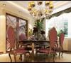 欧式的居室有的不只是豪华大气,更多的是惬意和浪漫。通过完美的曲线,精益求精的细节处理,带给家人不尽的舒服触感,实际上和谐是欧式风格的最高境界。