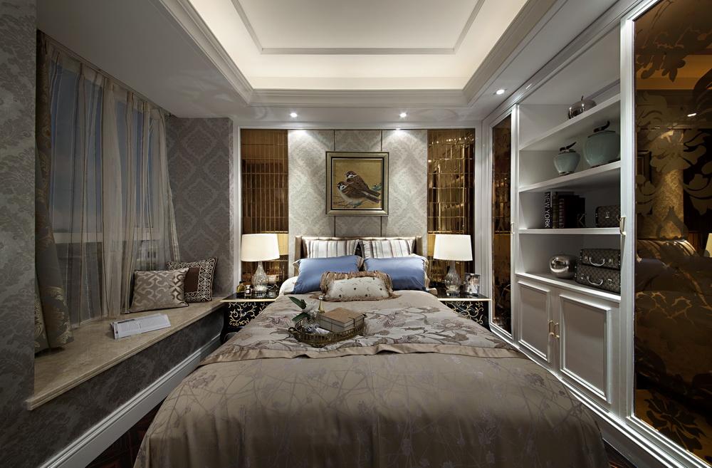 华丽 罗马假日 富贵 卧室图片来自沪上名家装饰在富贵生活华丽时代罗马假日实景的分享