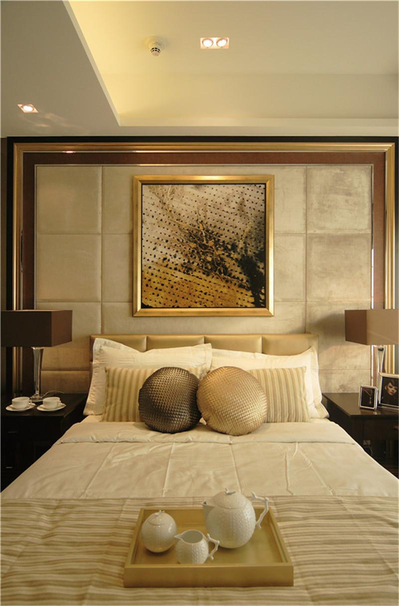 空间感 品质 欧式 卧室图片来自湖南名匠装饰在创造欧式生活空间的分享