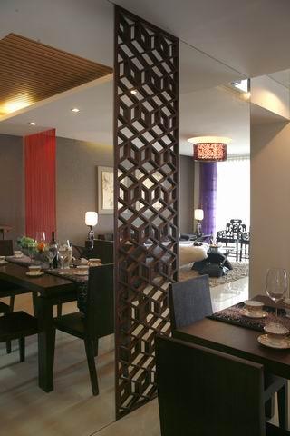传统 餐厅图片来自博览天下在神仙树大院-90平米中式风格的分享