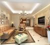 锦绣逸庭176平户型设计美式风格
