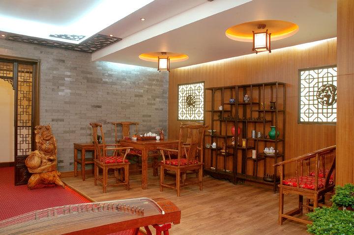 简约 中式 别墅 今朝装饰 客厅图片来自今朝装饰小郭在别墅中式风格的分享