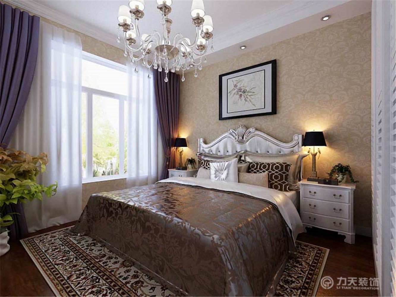 简约 白领 收纳 80后 小资 四室 卧室图片来自阳光力天装饰梦想家更爱家在亿城堂庭H户型4室1厅150平的分享