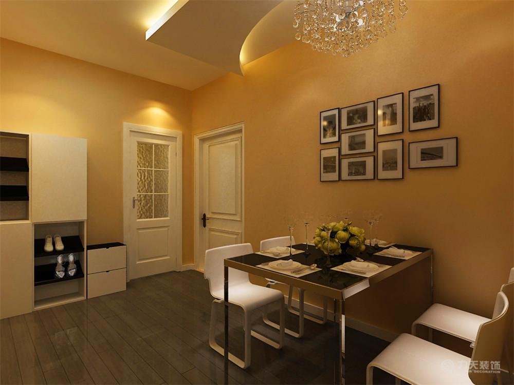 现代 三居 白领 收纳 80后 小资 餐厅图片来自阳光放扉er在华城丽苑-106㎡-现代风格的分享