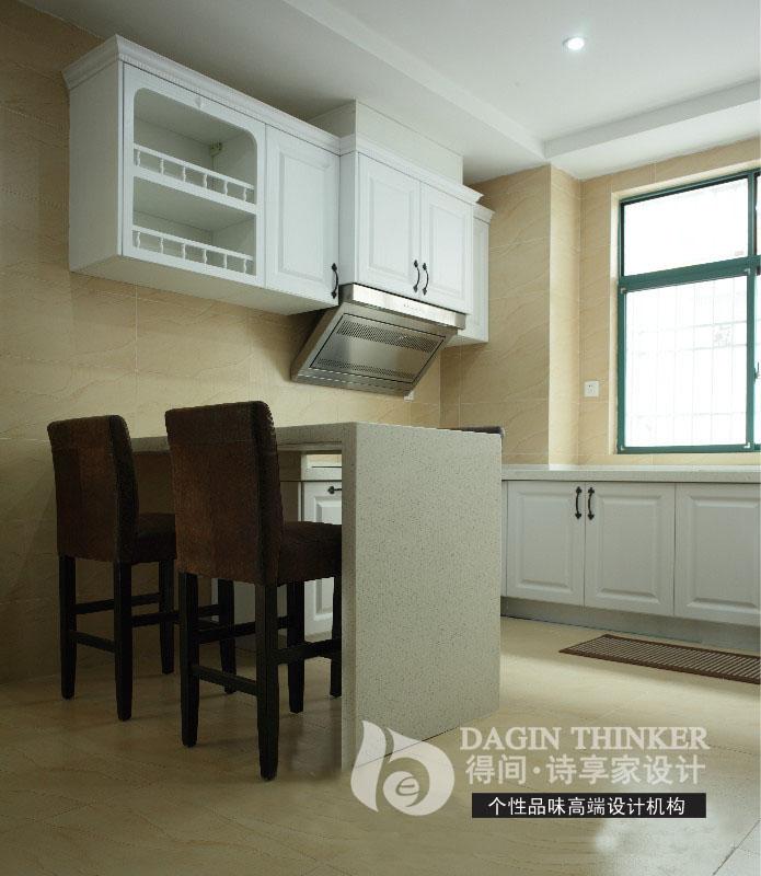 厨房图片来自得间诗享家设计在亚伦咖特的分享