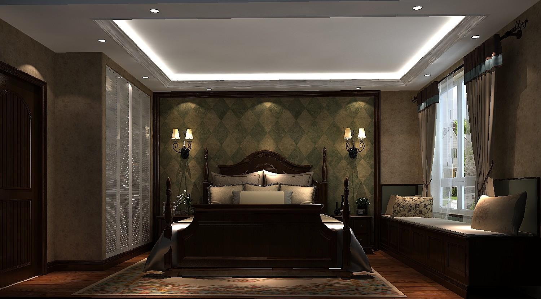 高度国际 欧式 二居 白领 卧室图片来自凌军在4w打造温馨的两居长滩壹号的分享