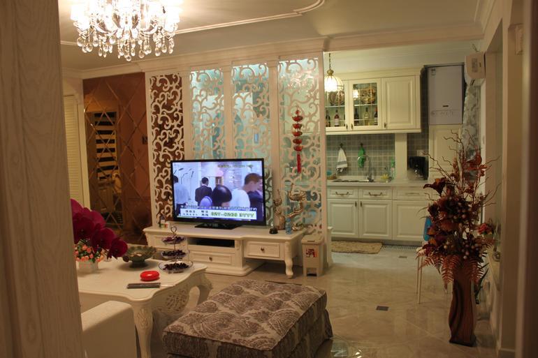 客厅图片来自亚光亚神设手富成在强佑清河新城优馆装修美图的分享