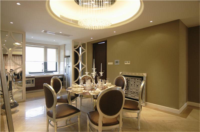 空间感 品质 欧式 餐厅图片来自湖南名匠装饰在创造欧式生活空间的分享