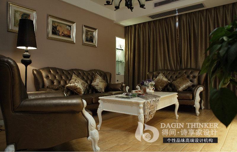 客厅图片来自得间诗享家设计在亚伦咖特的分享
